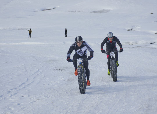 Snow Bike 17KM